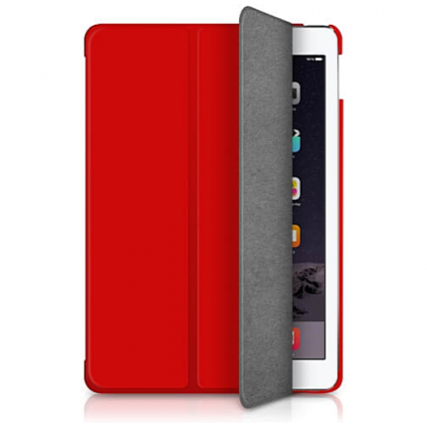 Чехол-книжка Macally для iPad mini 4 Red (BSTANDM4-R)