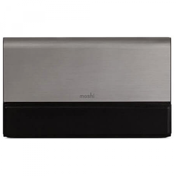 Внешний аккумулятор Moshi IonBank 10K Portable Battery Gunmetal Gray (99MO022124)