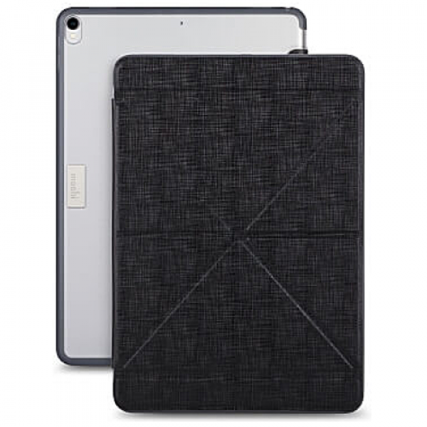 Чехол-книжка Moshi VersaCover Origami Case Metro Black for iPad Air/Pro 10.5'' (99MO056006)