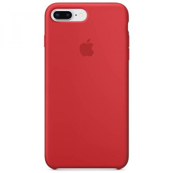 Чехол-накладка Apple iPhone 8Plus Silicone Case (PRODUCT)RED (MQH12)