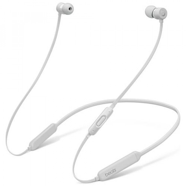 Наушники Beats X Earphones Matte Silver (MR3J2)