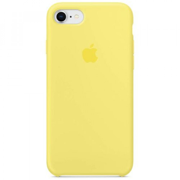 Чехол-накладка Apple iPhone 8/7 Silicone Case Lemonade (MRFU2)