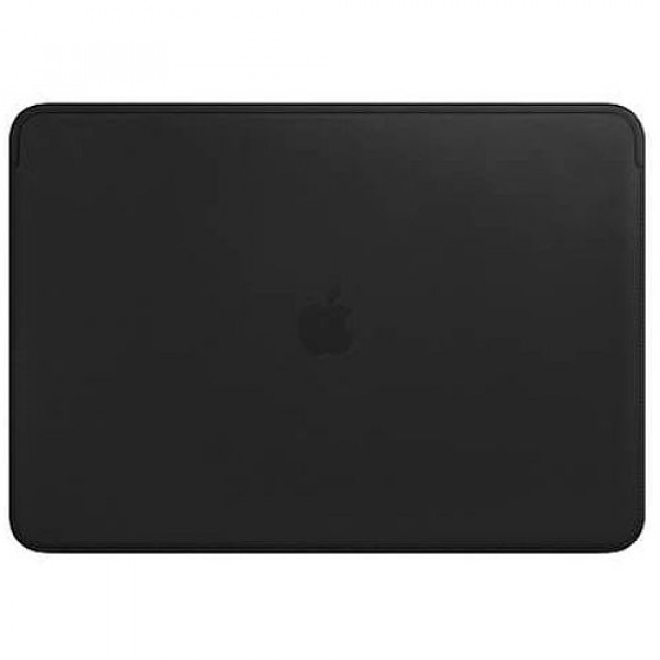 Чехол-папка Apple Leather Sleeve for 15 inch MacBook Pro Black (MTEJ2)