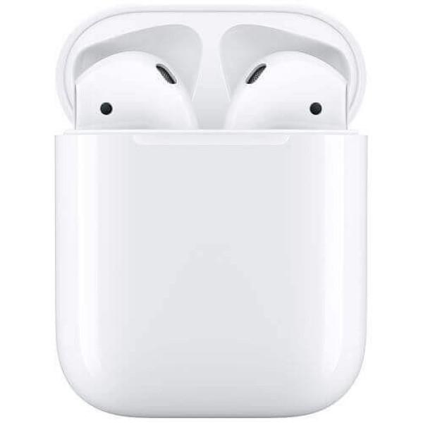 Наушники Apple AirPods 2 в зарядном футляре (MV7N2) (OPEN BOX)