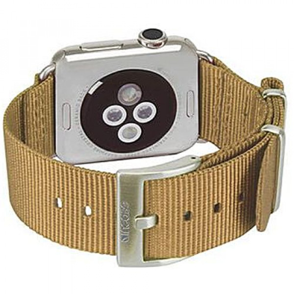 Ремешок Incase Nylon Nato Band for Apple Watch 42mm Bronze (INAW10014-BRZ)