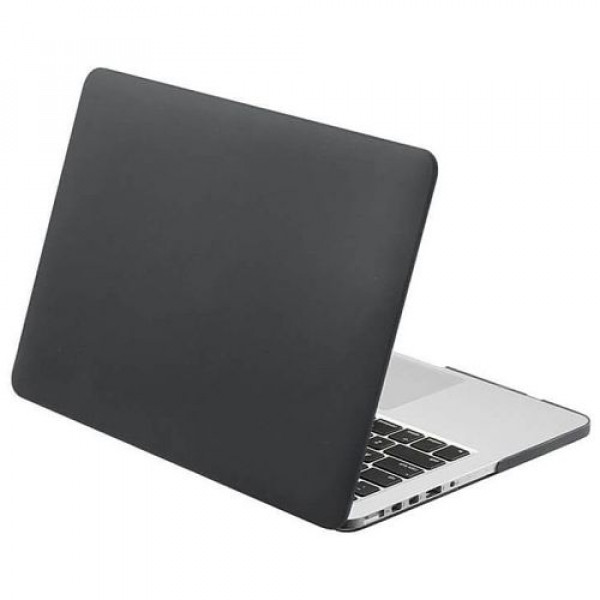 Чехол-накладка LAUT HUEX for MacBook Pro 15''. black (LAUT_15MP16_HX_BK)
