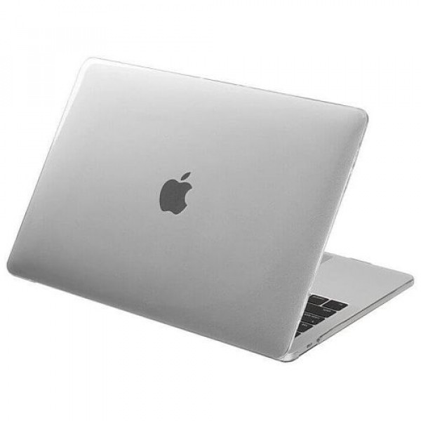 Чехол-накладка LAUT HUEX for MacBook Pro 13'' clear (LAUT_13MP16_SL_C)