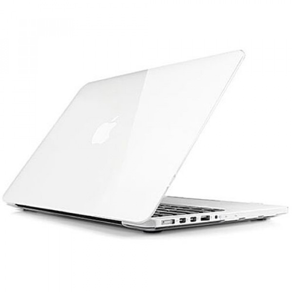 Чехол-накладка Macally for MacBook Pro with Retina display 13'' Clear (PROSHELL13-C)