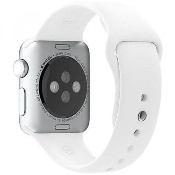Ремешок COTEetCI W3 Sport Band for Apple Watch 42mm White