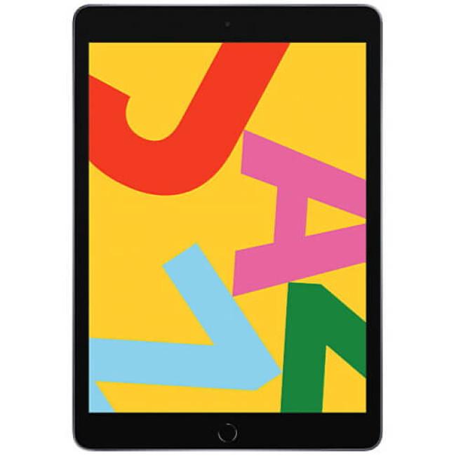 Apple iPad Wi-Fi + Cellular 32GB Space Gray 2019 (MW6A2)