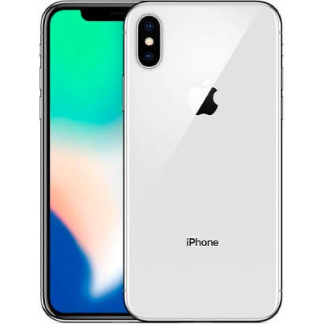 0a8b85724e3b5 iPhone X 64GB Silver — купить iPhone X 64GB Silver (MQAD2) по низкой ...
