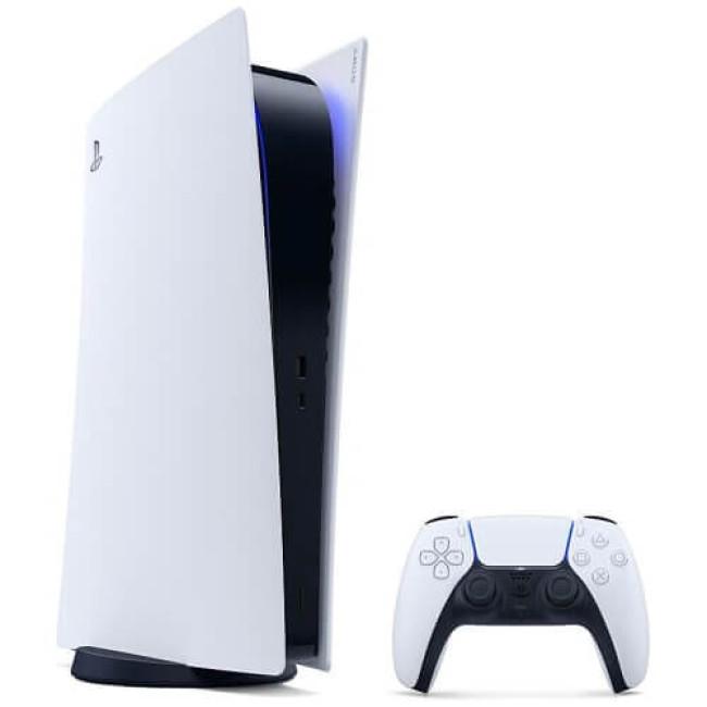 Sony PlayStation 5 Digital Edition 825GB ГАРАНТИЯ 12 месяцев