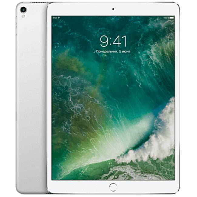 iPad Pro 10.5'' Wi-Fi + Cellular 256GB Silver (MPHH2)