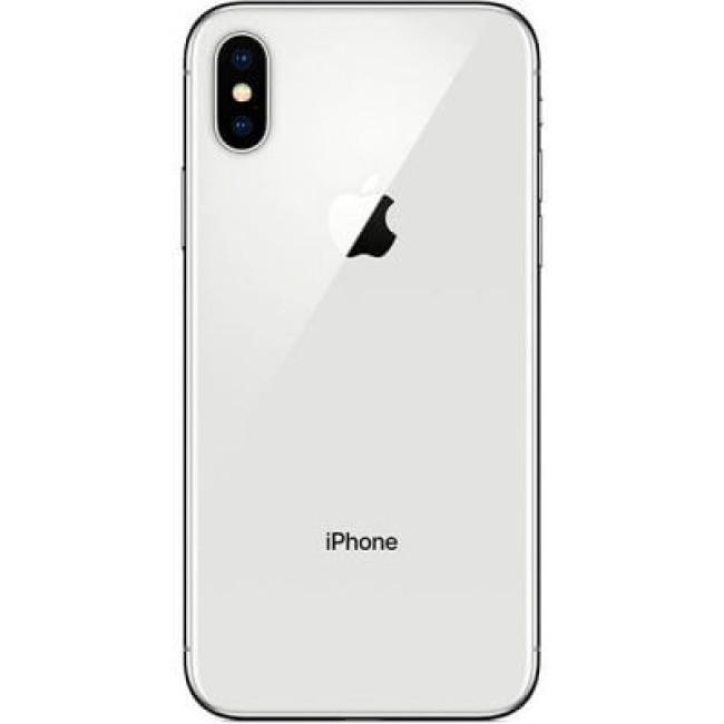 iPhone X 64GB Silver (MQAD2)