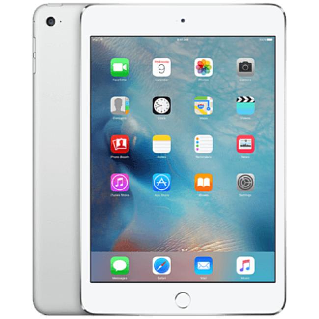 iPad mini 4 Wi-Fi 128GB Silver (MK9P2)