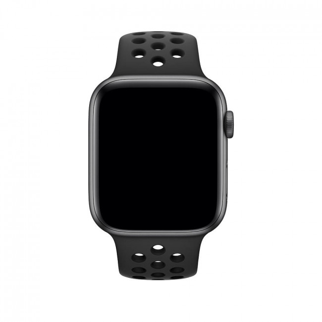 Apple WATCH Nike+ Series 4 GPS 40mm Space Gray Aluminum Case with Anthracite/Black Nike Sport Band (MU6J2)