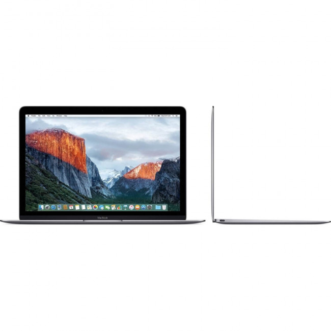MacBook 12'' 1.2GHz 256GB Space Gray (MNYF2) 2017