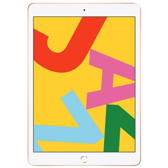Apple iPad Wi-Fi 128GB Gold 2019 (MW792)