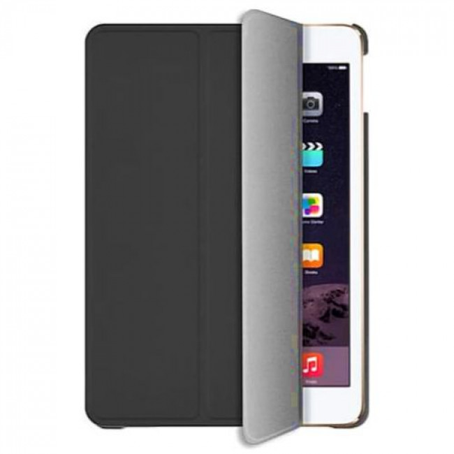 Чехол-книжка Macally Protective Case and stand for iPad 9.7'' grey (BSTAND5-G)