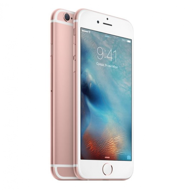 iPhone 6s 32GB Rose Gold (MN122)