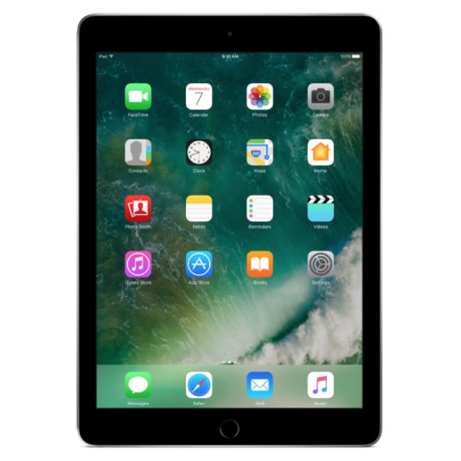 iPad Wi-Fi + Cellular 32GB Space Gray (MP1J2)