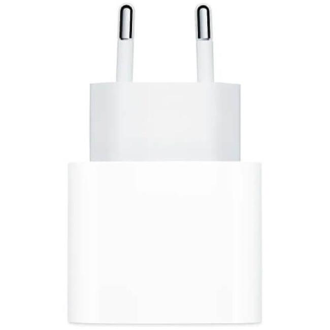 Apple 20W USB-C Power Adapter (MHJE3) быстрая зарядка