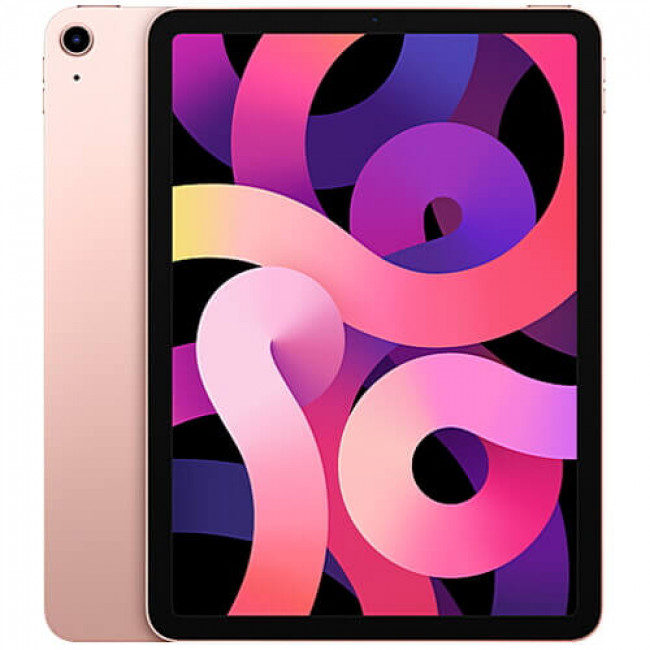 Apple iPad Air Wi-Fi 64GB Rose Gold (2020) (MYFP2)