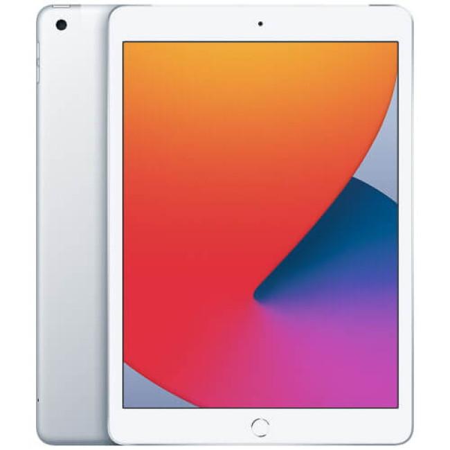 Apple iPad Wi-Fi 128GB Silver (2020) (MYLE2)
