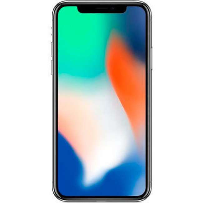 iPhone X 256GB Silver (MQAG2)