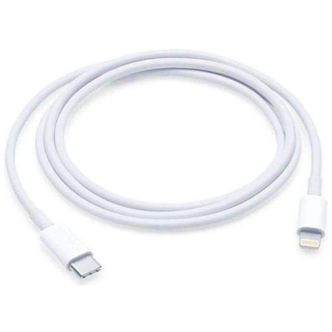Кабель Apple Lightning to USB-C Cable 1 m (MQGJ2)