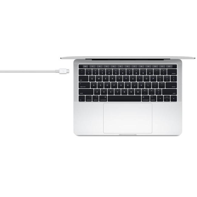 Кабель Apple Thunderbolt 3 (USB-C) Cable (0.8m) (MQ4H2)