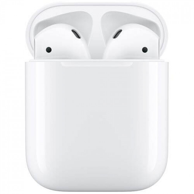 Apple AirPods 2 в зарядном футляре (MV7N2)
