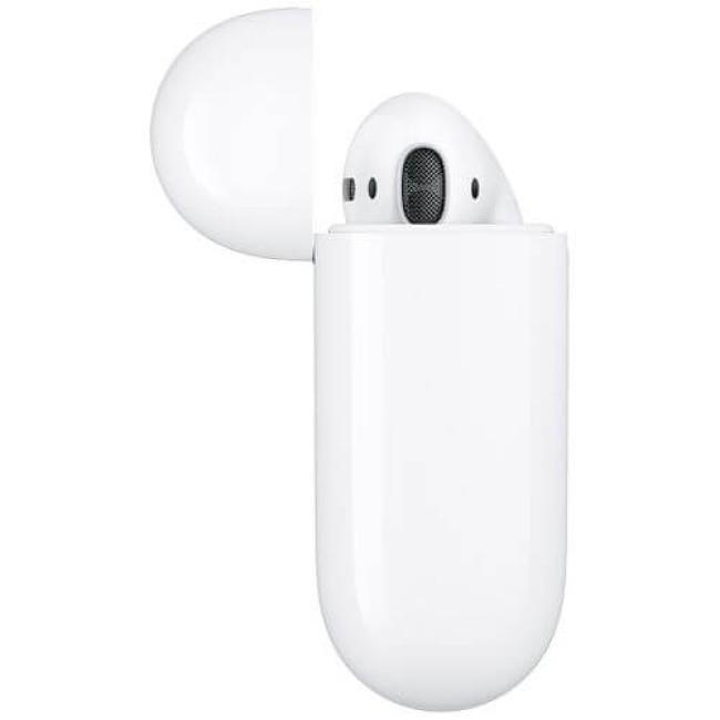 Apple AirPods 2 с возможностью беспроводной зарядки (MRXJ2)