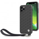 Чехол-накладка Moshi Altra Slim Case with Wrist Strap Shadow Black for iPhone 11 Pro (99MO117004)