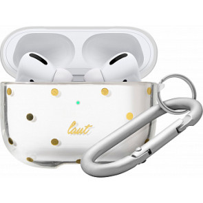 Чехол для наушников Laut DOTTY for AirPods Pro Clear (L_APP_DO_C)
