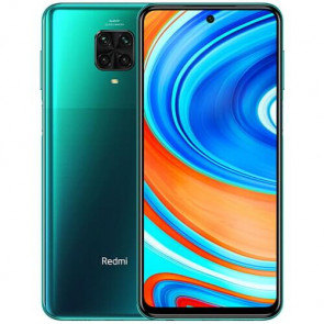 Xiaomi Redmi Note 9 Pro 6/128GB (Green) Global Version ГАРАНТИЯ 3 мес.