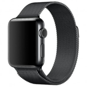 Ремешок COTEetCI W6 Magnet Band for Apple Watch 38mm Black