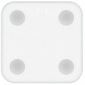 Смарт-весы Xiaomi Mi Body Fat Scale 2 White (XMTZC02HM)