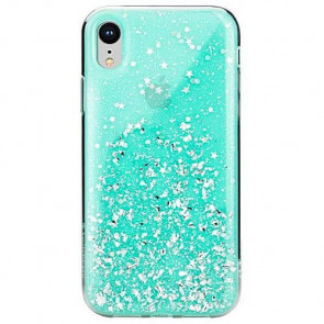 Чехол-накладка Switcheasy Starfield Case For iPhone XR Mint (GS-103-45-171-57)