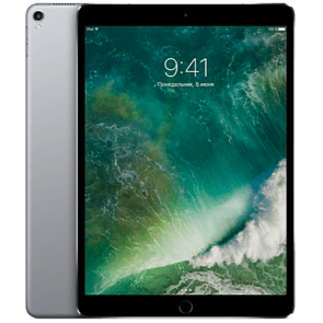 iPad Pro 10.5'' Wi-Fi + Cellular 256GB Space Grey (MPHG2)