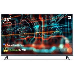 Телевизор Xiaomi Mi TV UHD 4S 43''