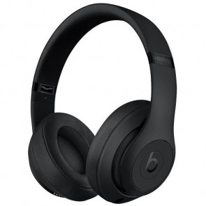 Наушники Beats Studio3 Wireless Over-Ear Headphones Matte Black (MQ562)