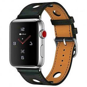 Ремешок COTEetCI W15 Fashion Leather for Apple Watch 42mm Black (WH5221-BK)