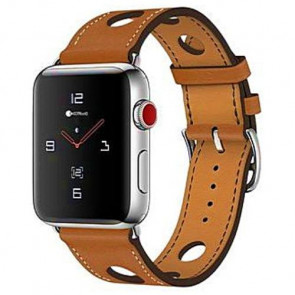 Ремешок COTEetCI W15 Fashion Leather for Apple Watch 42mm Brown (WH5221-KR)