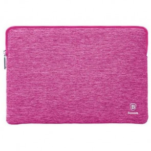 Чехол-папка Baseus Laptop Bag For MacBook 15-inch Rose Red (LTAPMCBK15-0R)
