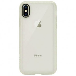 Чехол-накладка Incase Protective Lattice Cover for iPhone X Clear (INPH190381-CLR)