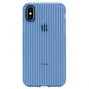 Чехол-накладка Incase Protective Guard Cover for iPhone X Powder Blue (INPH190380-PBL)