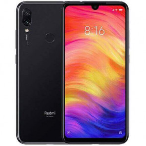 Xiaomi Redmi Note 7 4/128GB (Black) Global Version