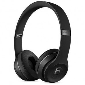 Наушники Beats Solo3 Wireless On-Ear Headphones Black (MP582)