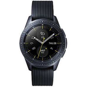 Смарт-часы Samsung Galaxy Watch 42mm Black (SM-R810) ГАРАНТИЯ 12 мес.
